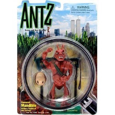Antz: General Mandible figure