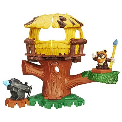 Playskool Heroes Star Wars Galactic Heroes Endor Adventure
