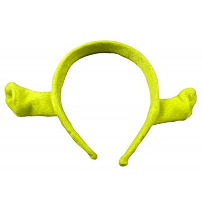 Pms Gosh 2 X Shrek Dressing Up Ears - One Size Fits All