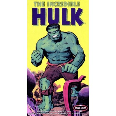 Incredible Hulk Model Kit