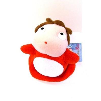 Ponyo Small size stuffed plush toy (9 x 17 cm) [JAPAN]