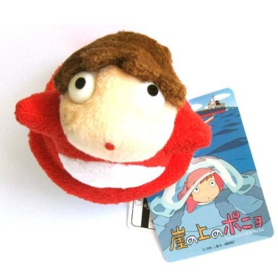 """Studio Ghibli Ponyo 4"""" long plush doll"""