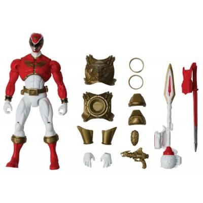 Power Rangers Megaforce Armored Ultra Mode Red Ranger
