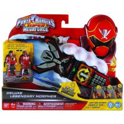 Power Rangers Super Megaforce - Deluxe Legendary Morpher