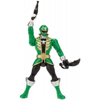 Power Rangers Super Megaforce - Green Ranger Action Hero, 5-Inch