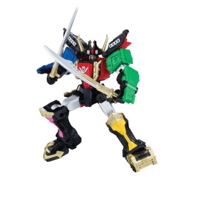 Power Rangers Super Megaforce - Legendary Megazord Action Figure