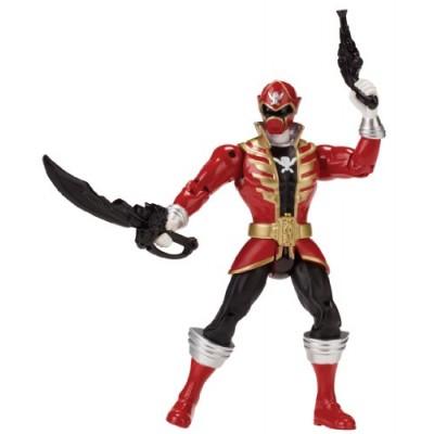 Power Rangers Super Megaforce - Red Ranger Action Hero, 5-Inch