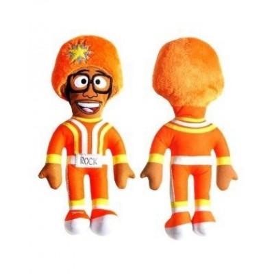 "PPW Yo Gabba Gabba DJ Lance 12"" Designer Plush Individuals Toy Figure"