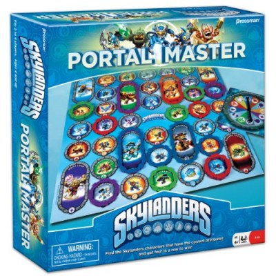 Skylanders Portal Master Board Game