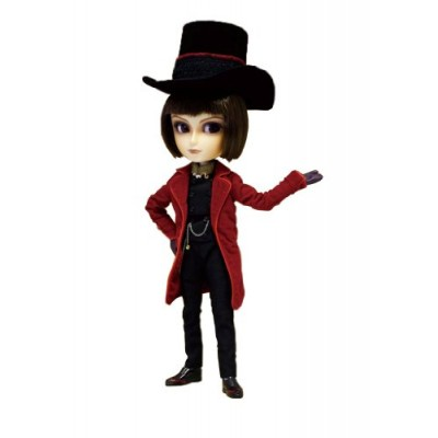 "Pullip Dolls Taeyang Willy Wonka Charlie Chocolate Factory 14"" Fashion Doll"