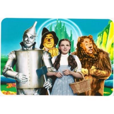 Wizard of Oz Cast ~ Edible Image Cake / Cupcake Topper