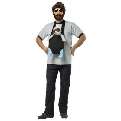 Rasta Imposta The Hangover Alan Costume, Multi, Standard