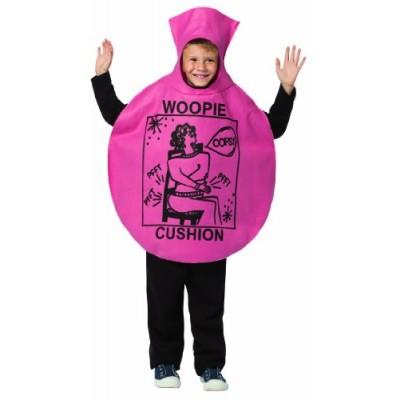 Rasta Imposta Woopie Cushion Children's Costume, 7-10, Pink