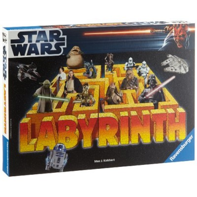 STAR WARS Labyrinth Board Game by Ravensburger