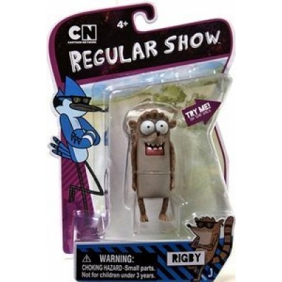 Regular Show 3 Inch Action Figure - Rigby
