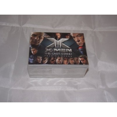 X-Men 3 The Last Stand Trading Card Base Set