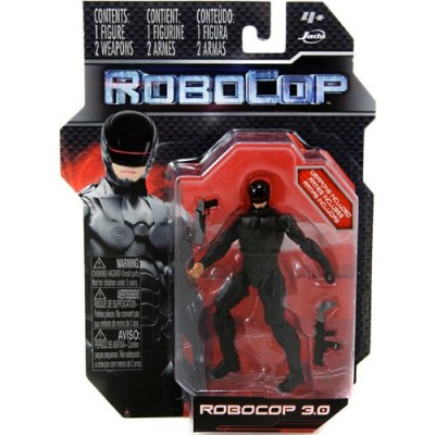 Robocop Jada Toys 3.75 Inch Action Figure Robocop 3.0