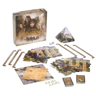 Lord of the Rings The Fellowship Board Game by Rose Art