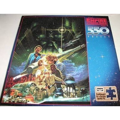 Star Wars the Empire Strikes Back 550 Pieces