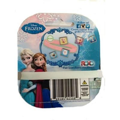Disney Frozen Charm Bracelet - Five Interchangeable Charms