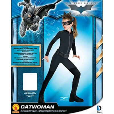 Batman Dark Knight Rises Child's Catwoman Costume - Medium
