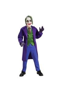Batman The Dark Knight Deluxe The Joker Costume, Child's Small