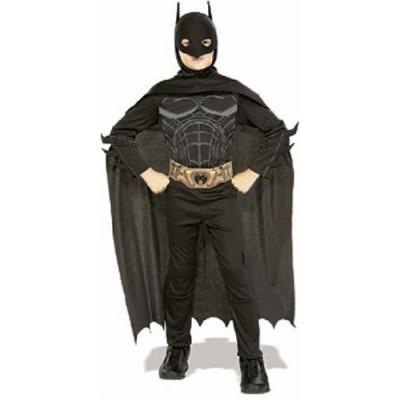 Child Batman Costume - Batman Begins Costume - Medium