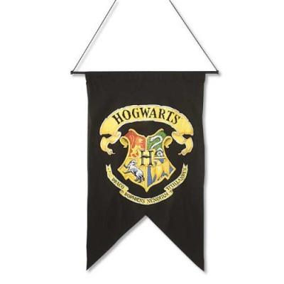 Harry Potter Hogwart's Printed Wall Banner