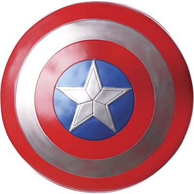 "Rubie's Avengers 2 Age of Ultron Captain America 12"" Shield Costume"