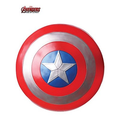 Rubie's Costume Co Avengers 2 Age Of Ultron Captain America 24-Inch Shield, Multi, One Size