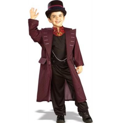 Rubie's Costume Co Willy Wonka Costume, Large