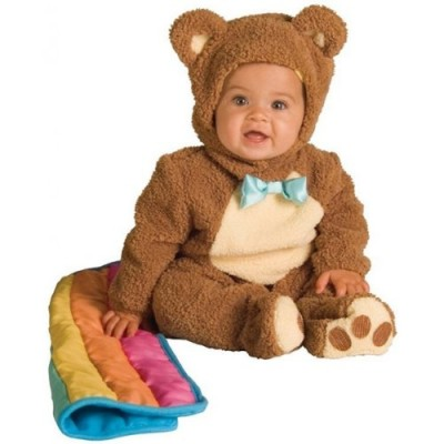 Rubie's Costume Noah's Ark Collection Oatmeal Bear, 6-12 Months