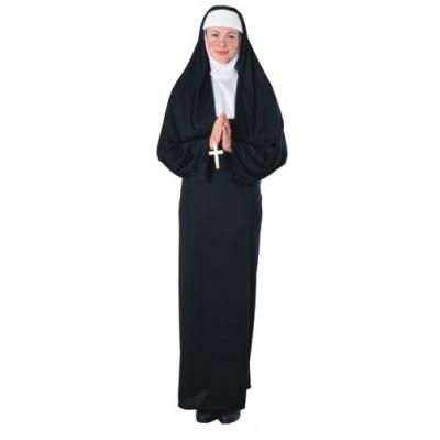 Rubie's Costume Nun Costume (Adult) Costume