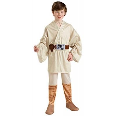 Rubie's Costume Star Wars Classic Luke Skywalker Child Costume, Small
