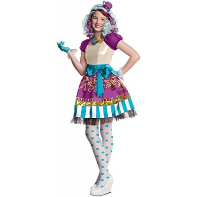 Rubies Ever After High Child Madeline Hatter Costume, Child Medium