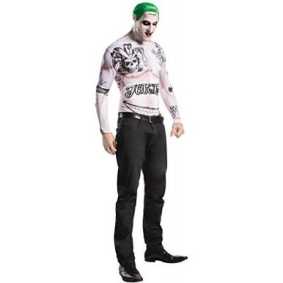 Rubie's Men's Suicide Squad Joker Costume Kit, Multi, Standard