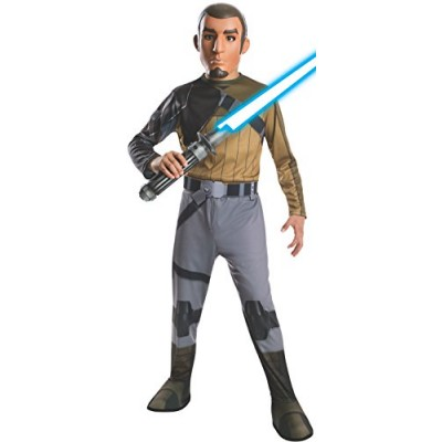 Rubies Star Wars Rebels Kanan Costume, Child Medium
