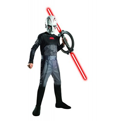Rubies Star Wars Rebels Sith Inquisitor Costume, Child Medium