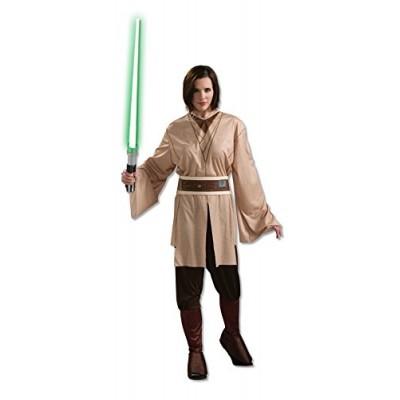 Rubie's Women's Star Wars Jedi Costume, Brown, X-Large