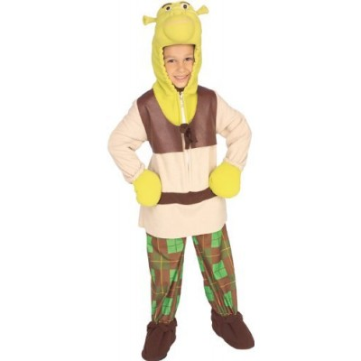 Shrek Child's Deluxe Costume, Shrek Costume