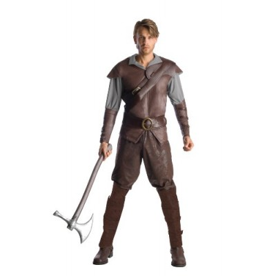 Snow White and The Huntsman Costume, Brown, Standard