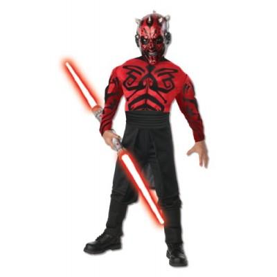 Star Wars Darth Maul Deluxe Costume Kit - Medium