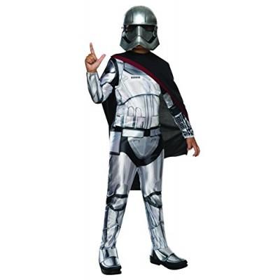 Star Wars: The Force Awakens Child's Captain Phasma Costume, Medium