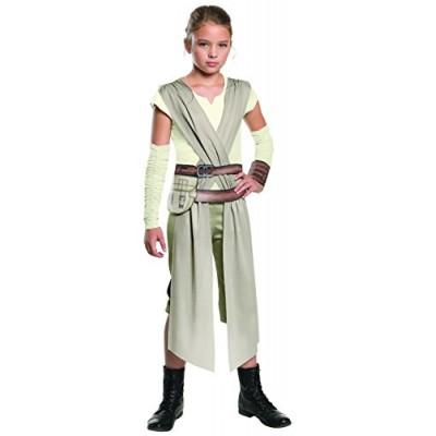 Star Wars: The Force Awakens Child's Rey Costume, Medium