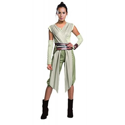 Star Wars: The Force Awakens Deluxe Adult Rey Costume