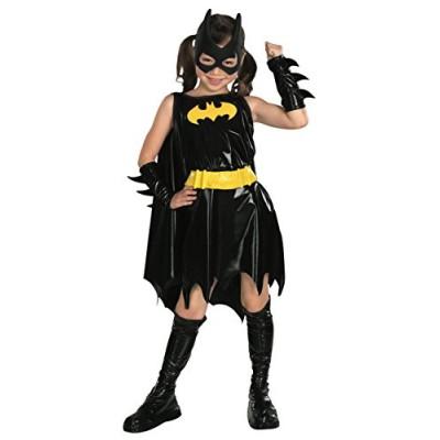 Super DC Heroes Batgirl Child's Costume, Size Medium