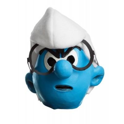 The Smurfs Movie Child's Mask, Brainy