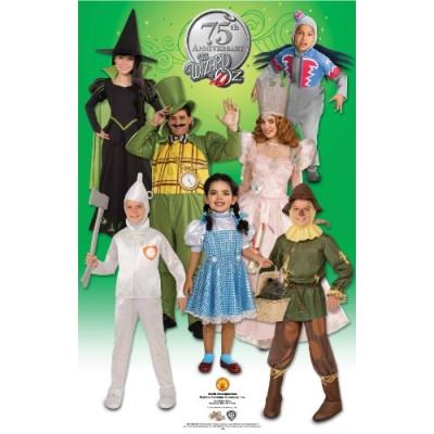 Wizard of Oz Tin Man-Heart Clock, 75th Anniversary Edition