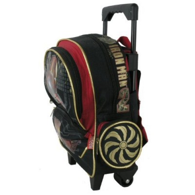 Iron Man 2 Toddler Rolling Backpack