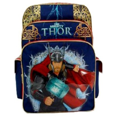 Marvel Mighty Thor School Backpack